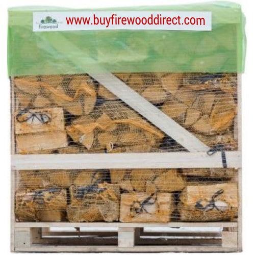 40 Nets Kiln Dried Birch Logs