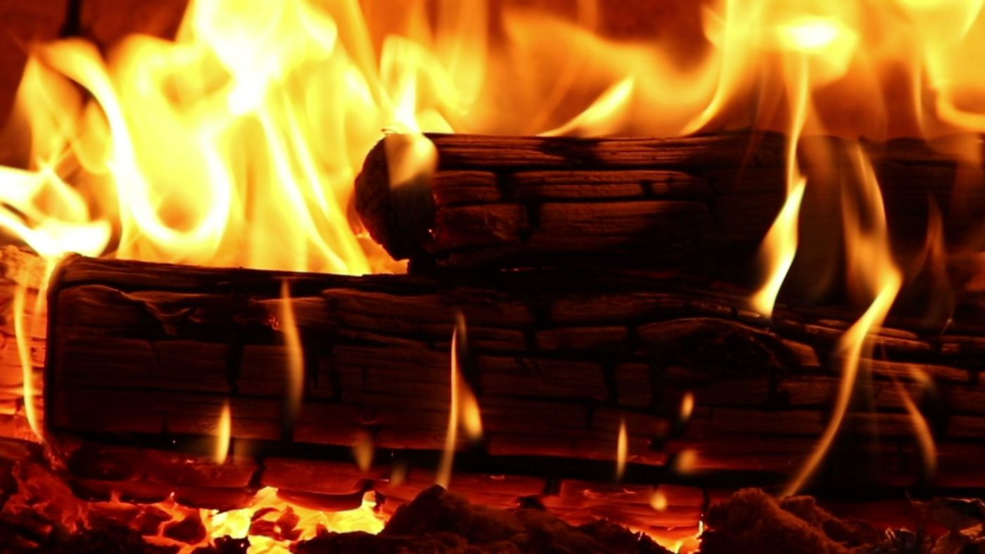 Burning Kiln Dried Logs Safely