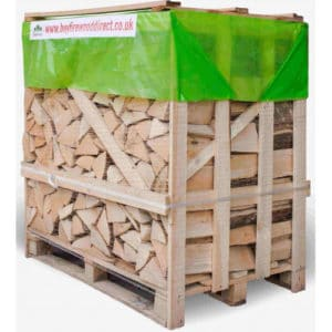 Flexi Crate – Kiln Dried Oak Logs