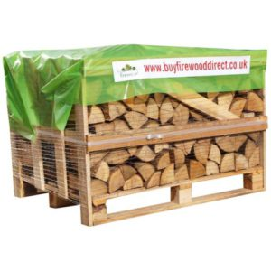 Standard Crate – Kiln Dried Ash Logs