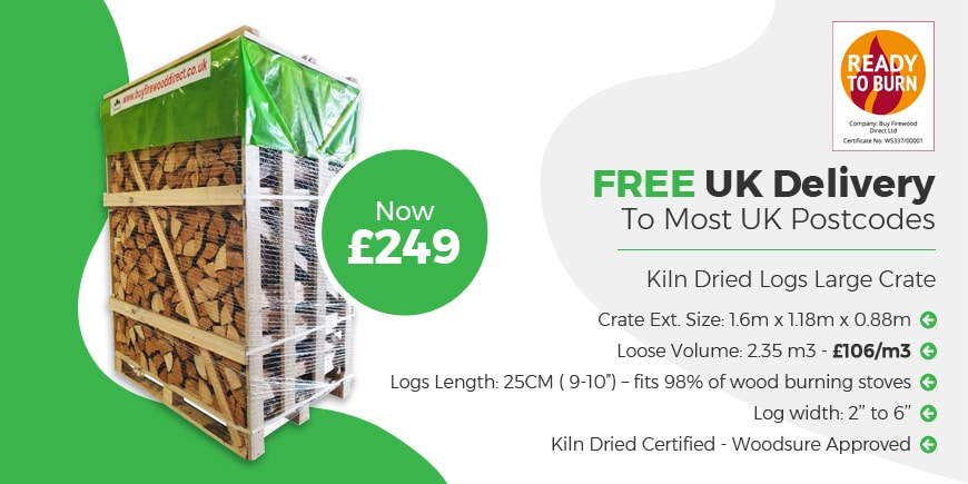 Buy Firewood Direct Banner