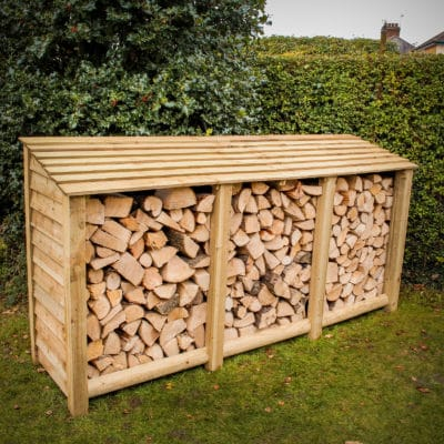 Stacking Logs in Logstore