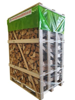 Large Crate – Kiln Dried Mixed Hardwoods